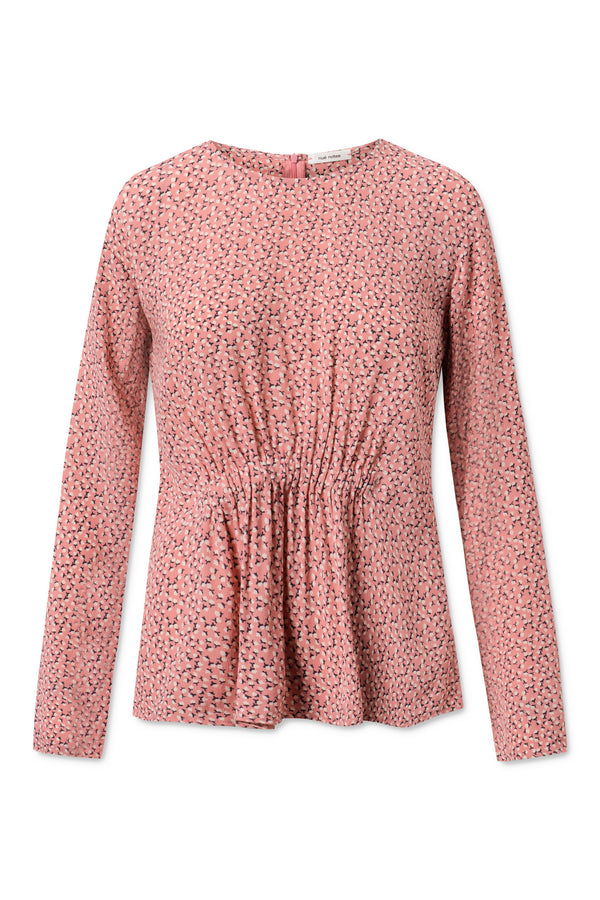 Rosie Blouse - Coral Blush