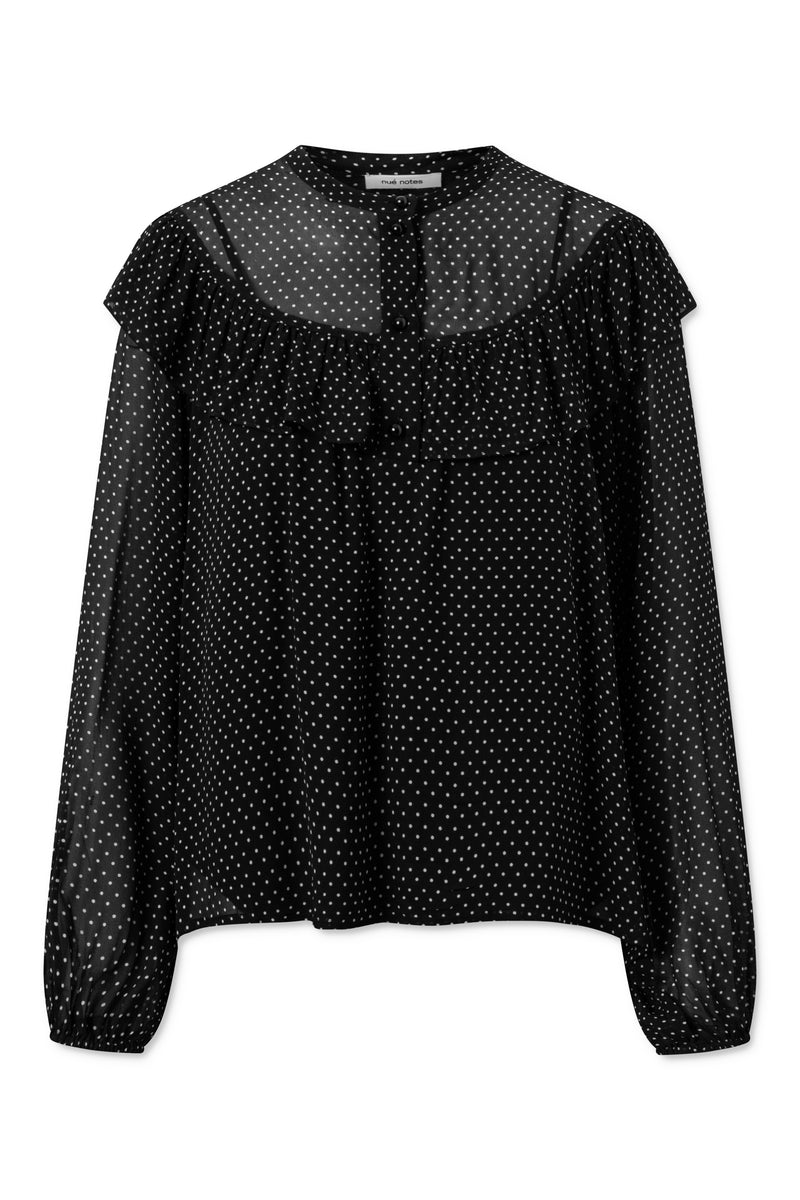 Roxana Shirt - Black