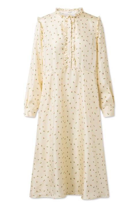 Vanella Dress - Cloud Cream