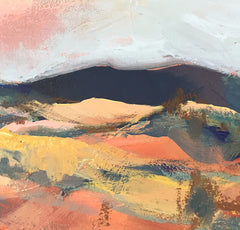 'FAUVES I' - SMALLEST LANDSCAPE - SOLD