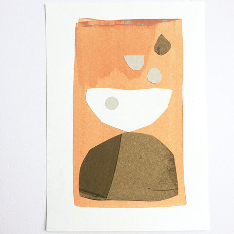 'Balance' Collage - SOLD