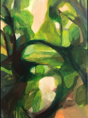 'EMERALD POND; QUEENS GARDENS' - SOLD