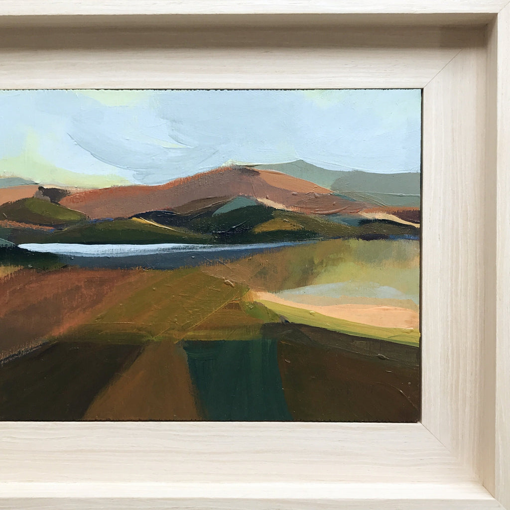 ''EVENING HILLS' - SOLD
