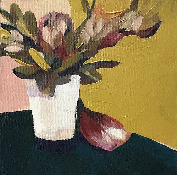 'PROTEA I' Original Still Life - SOLD