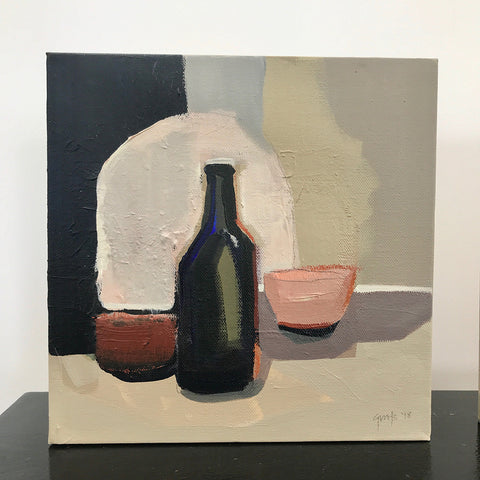 'STILL LIFE WITH BOTTLE'