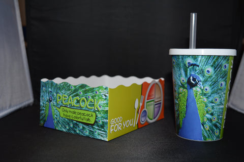 Kid's Meal Box