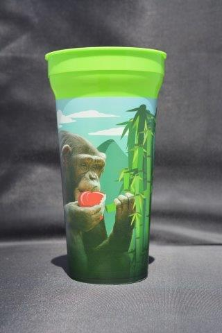 30 Oz. Cup Chimpanzee