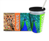 12 Oz. Kid's Meal Cup/Lid/Straw
