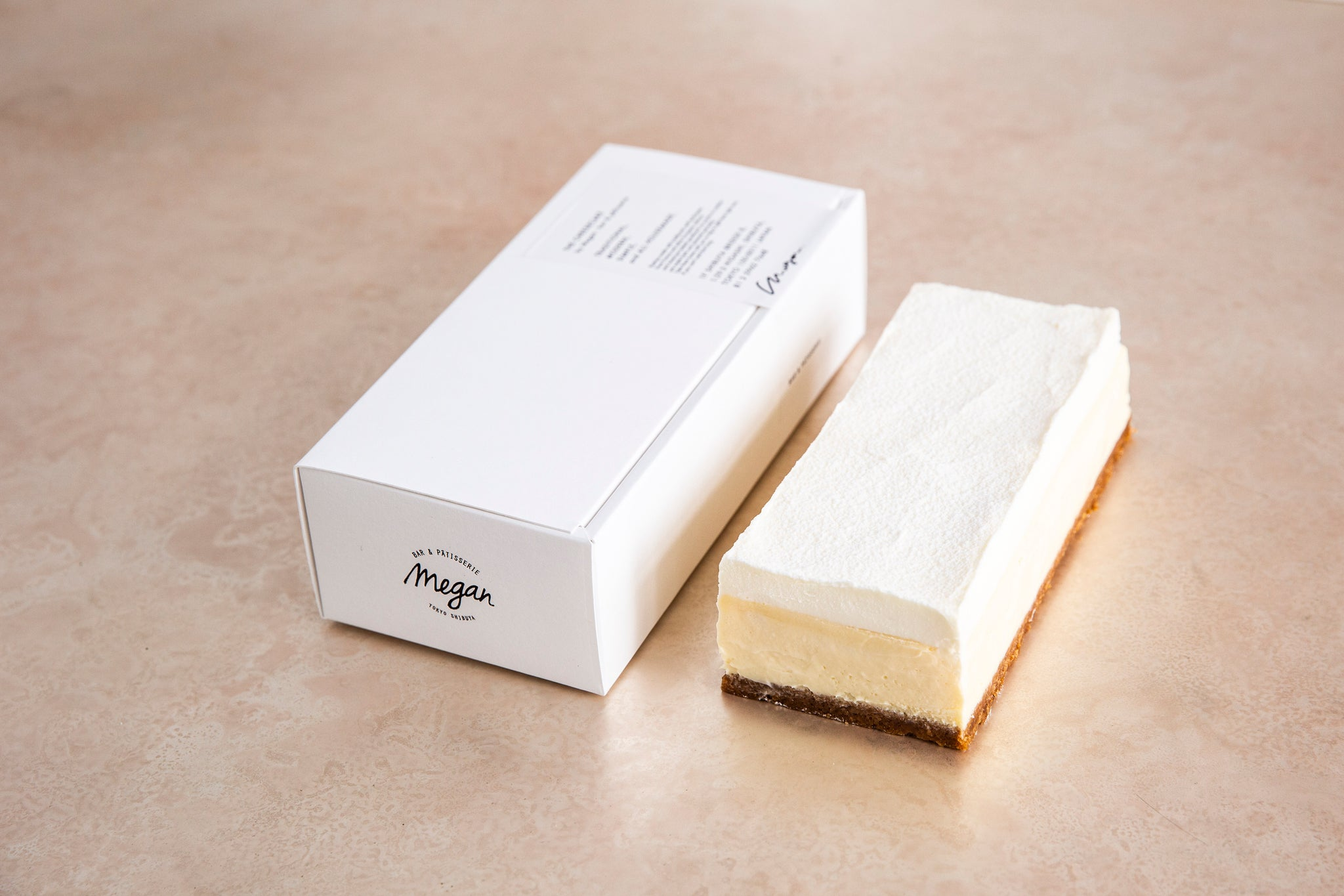 【2/27販売開始】THE CHEESECAKE by Megan - bar & patisserie