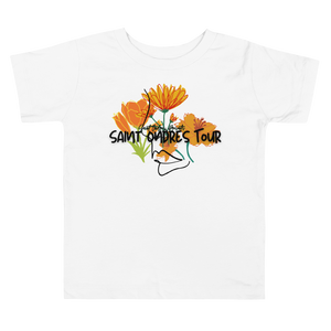 Toddler Flowers Tee
