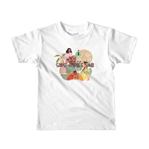 For The Girls kids t-shirt