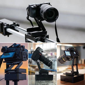 Folding Z-Shaped Camera Tripod