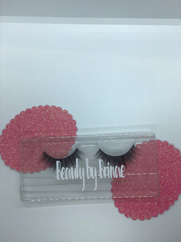 Princess Lashes - BeautyByBrinae