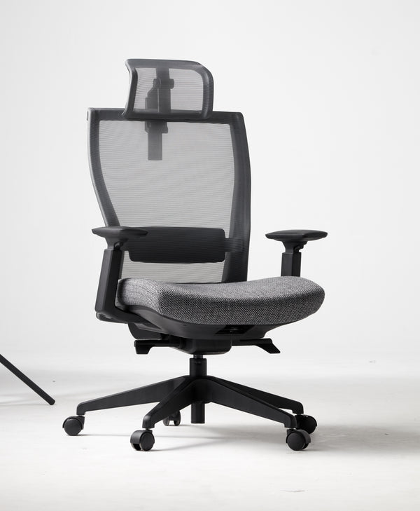 Ergonomic home office desk chair comfort support