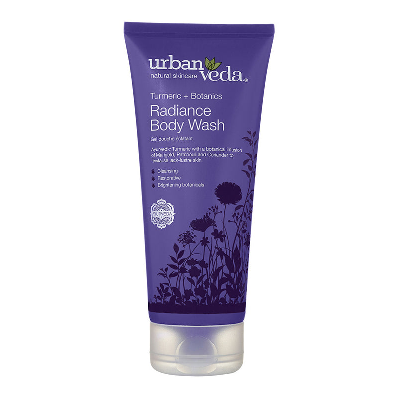 Urban Veda Ayurvedic Radiance Body Wash