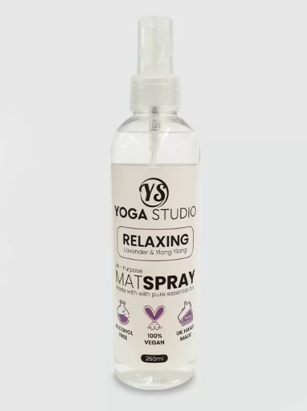 Lavender & Ylang Ylang Yoga Mat Cleaner Spray - 250ml