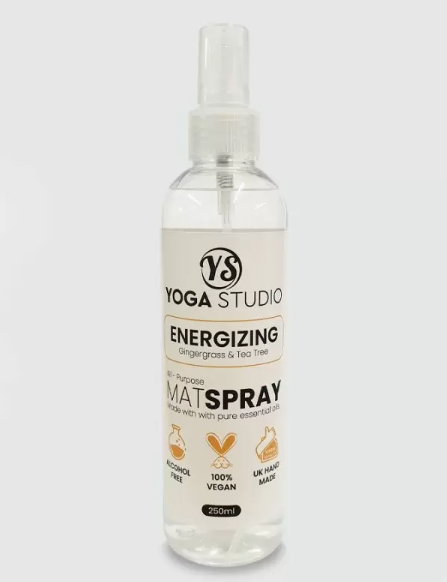 Gingergrass & Tea Tree Yoga Mat Cleaner Spray - 250ml