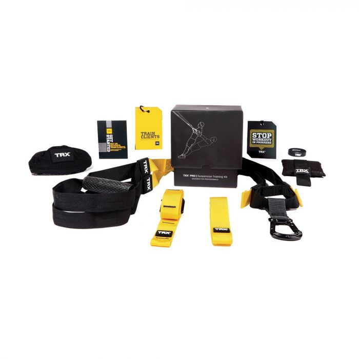 TRX Home Suspension Training Kit packaging