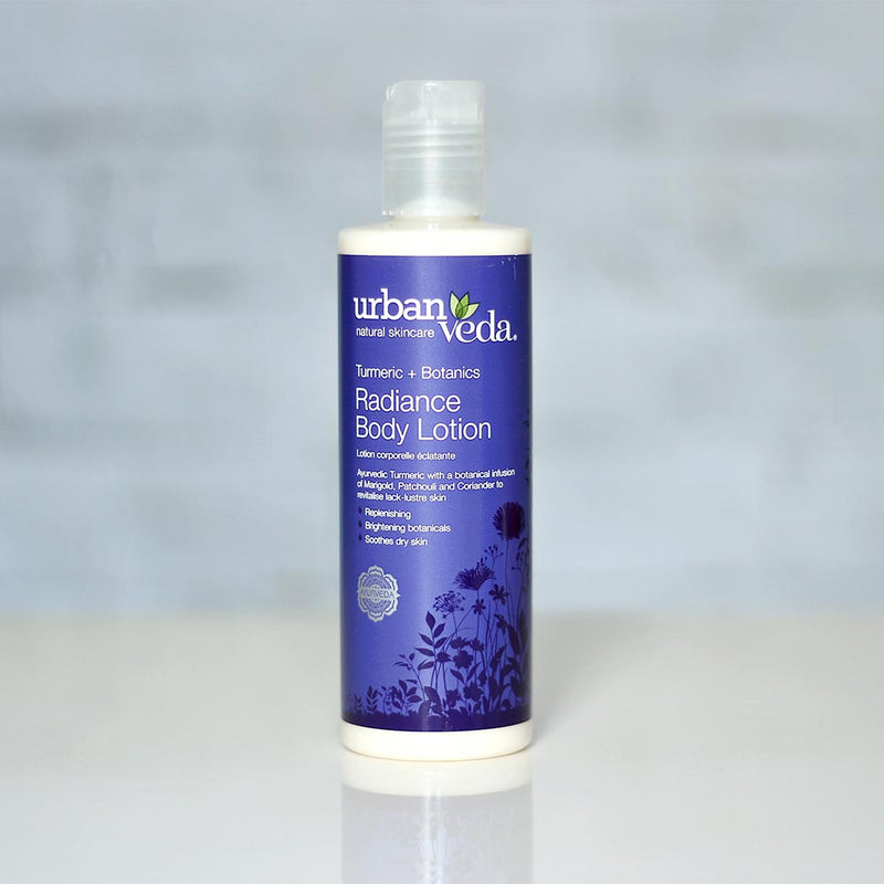 Urban Veda Ayurvedic Radiance Body Lotion