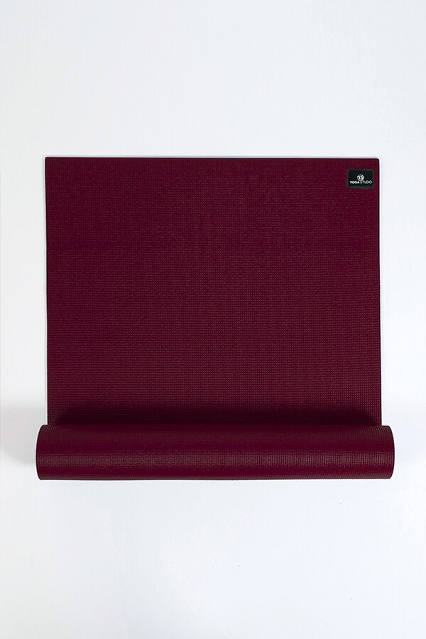 Yoga Studio 6mm Sticky Cheap Yoga Mat Raspberry