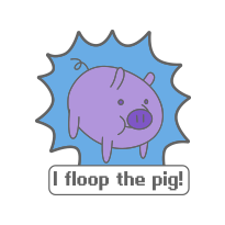 PAX Prime 2014 We Love Fine Floop The Pig