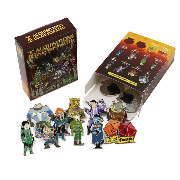 Acquisitions Inc Blind Box Set
