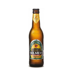 Bulmer's cider long neck 330ml