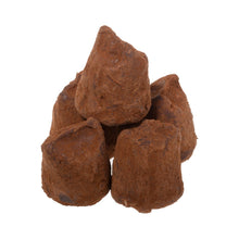 Load image into Gallery viewer, Cocoba Cocoa Dusted Salted Toffee Truffles