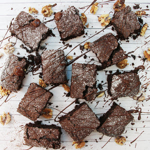 Chocolate Brownie Duo