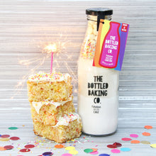 Load image into Gallery viewer, Kids Unicorn Cake Mix & Star Apron Gift Set