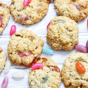 Scrumptious Jelly Bean Cookies