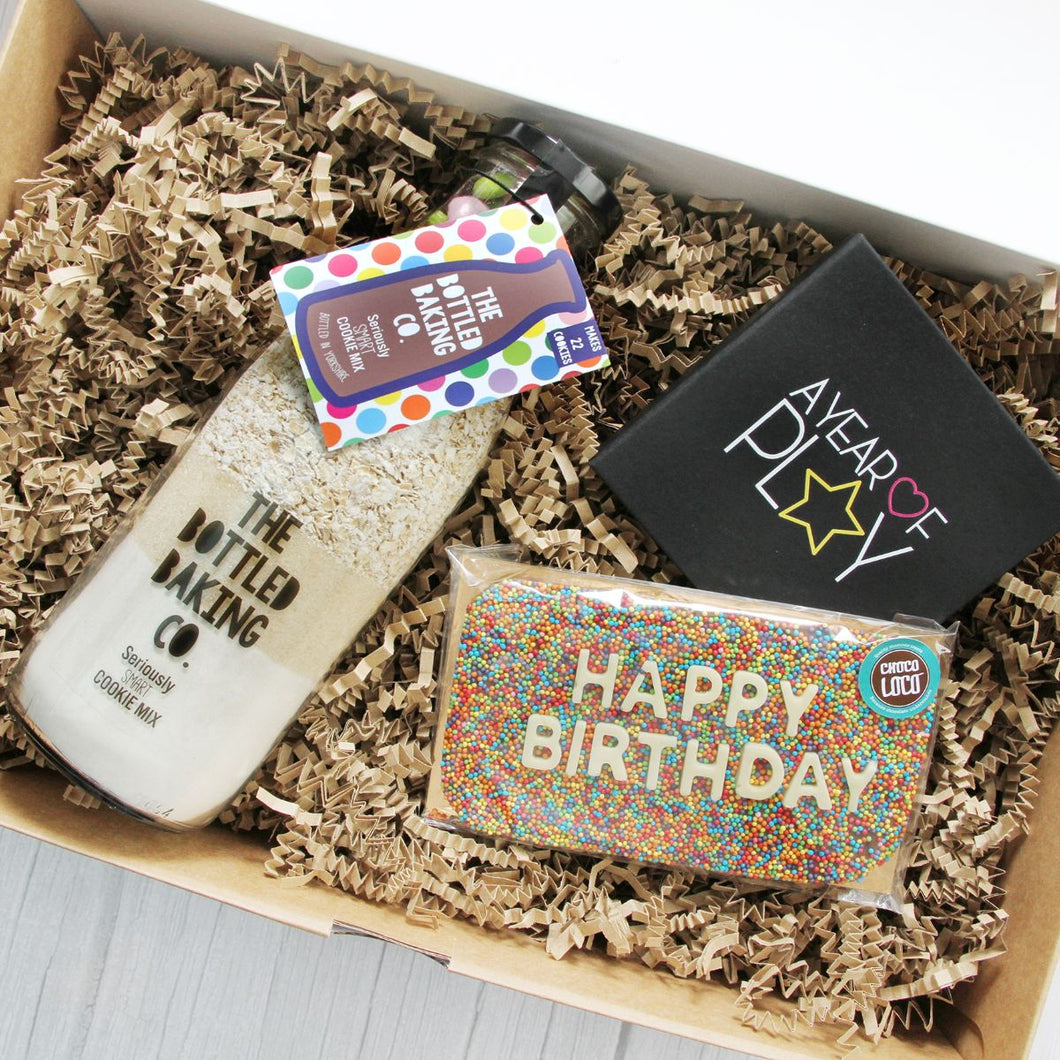 Happy Birthday - A Year of Play Gift Box