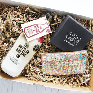 Self Care: A Year of You - Gift Box