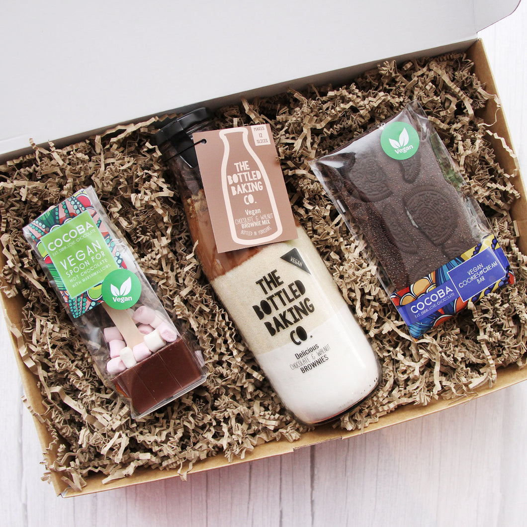 Chocolate Lovers (Vegan) - Gift Box