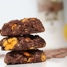 Load image into Gallery viewer, Chocotastic Chocolate Orange Cookies - Case of 6