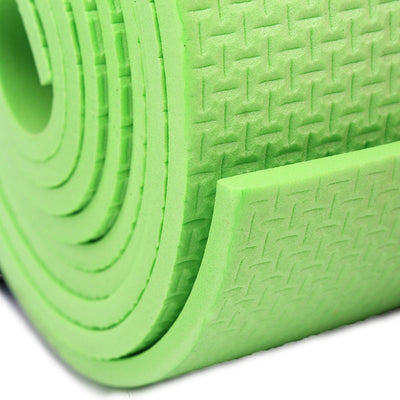 Thick Comfort Foam Yoga Mat Pilates