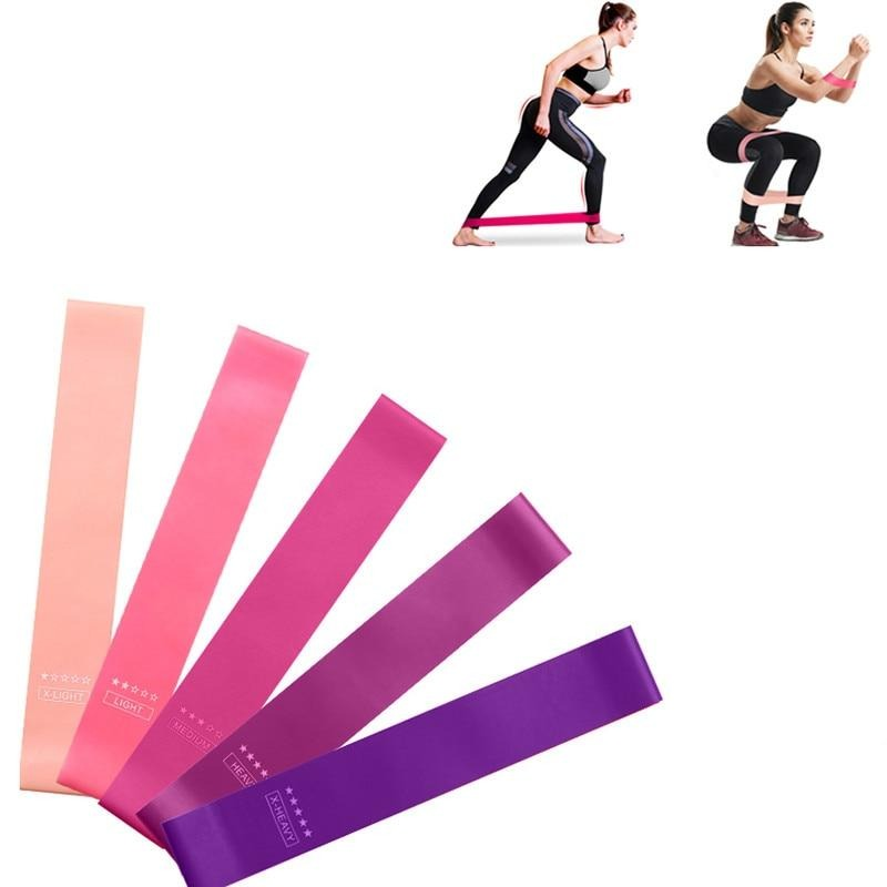 Training Fitness Strength Resistance Bands