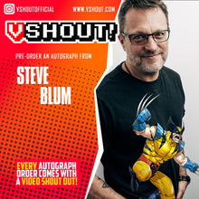 Load image into Gallery viewer, Steve Blum Official vShout! Autograph Pre-Order