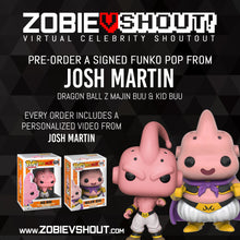 Load image into Gallery viewer, Closed Josh Martin Official vShout! Autograph Pre-Order