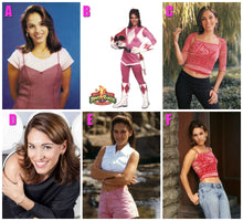 Load image into Gallery viewer, Amy Jo Johnson Official vShout! Autograph Pre-Order