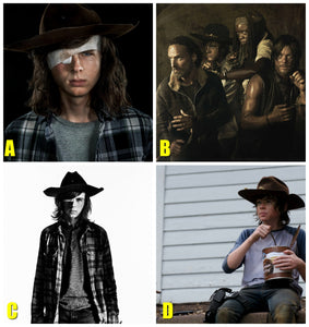 Chandler Riggs Official vShout! Autograph Pre-Order