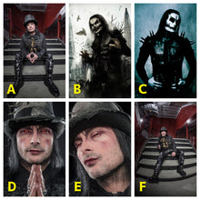 Load image into Gallery viewer, Dani Filth Official vShout! Autograph Pre-Order