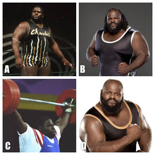 Load image into Gallery viewer, Mark Henry Official vShout! Autograph Pre-Order