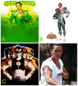 Jason David Frank Official vShout! Autograph Pre-Order