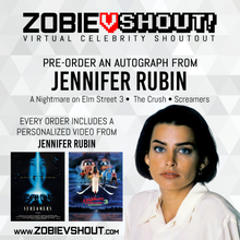 Load image into Gallery viewer, Jennifer Rubin Official vSHOUT! Autograph Pre-Order