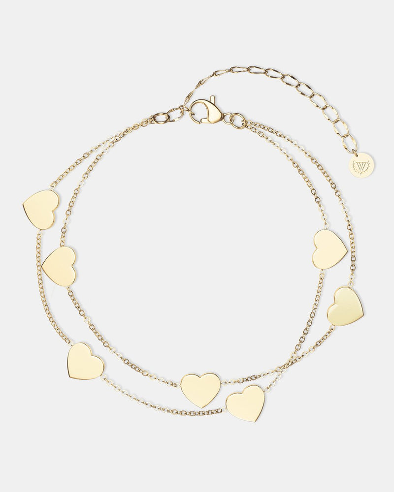 Lover Chain Polished - Waldor & Co.