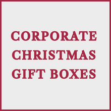 Load image into Gallery viewer, Corporate Christmas Gift Boxes with wine