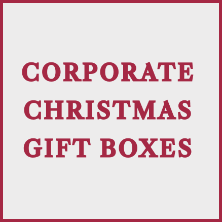 Corporate Christmas Gift Boxes with wine