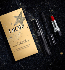 Dior Holiday Couture Collection - Mascara and Lipstick Set