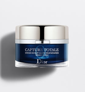 CAPTURE TOTALE INTENSIVE RESTORATIVE NIGHT CREME FACE AND NECK